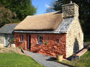 Thatched Cottage in Preseli Hills, Pembrokeshire