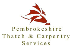 Pembrokeshire Thatch and Carpentry Logo