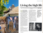Country File Magazine - feature article